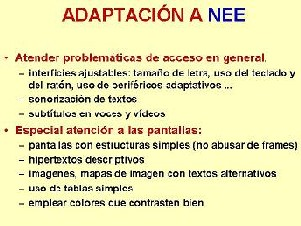 LAS TICS EN LA EDUCACION ESPECIAL